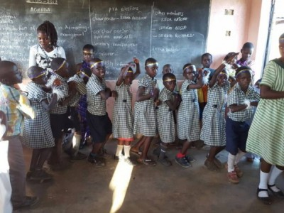 Fight against early child marriages