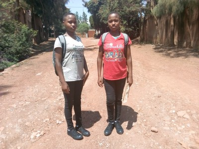 Support for survive and getting school fees