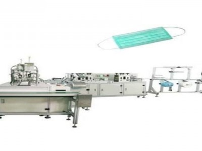 Non woven Automation surgical Mask Factory