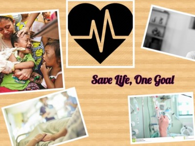 Save Life one Goal
